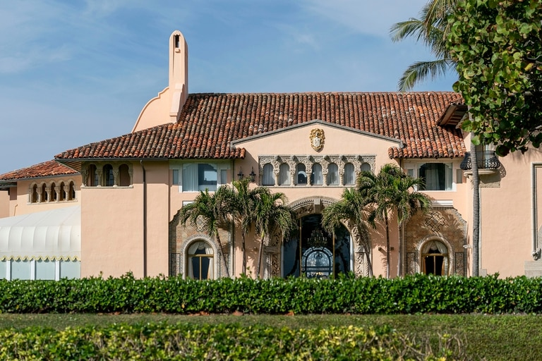 Mar-a-Lago en Palm Beach, Florida