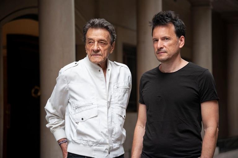 Moris y Antonio Birabent lanzaron La última montaña, el segundo disco que componen, cantan y graban juntos