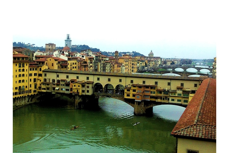 La misma imagen de Venecia, pero con un poco más de onda (y, ciertamente, más fiel al recuerdo que guardo de esa ciudad)