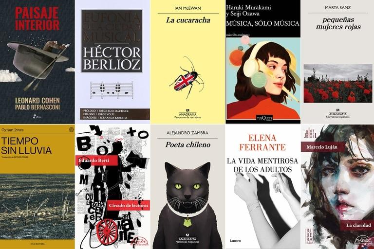 Ficción y no ficción, ensayos, novelas, poemas ilustrados: hay de todo en la selección del año que se va